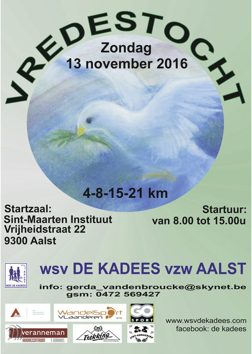 Vredestocht wsv De Kadees