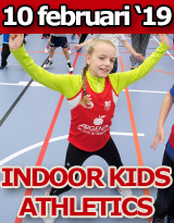 ALVA Indoor Kids Athletics op 2 februari 2020
