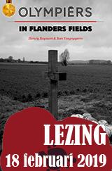 Lezing Olympiërs in Flanders Fields