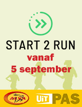 Start-to-Run vanaf 5 september 2021