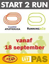 Start-to-Run vanaf 18 september 2018