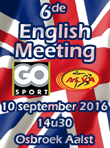 ALVA English Meeting - 10 september 2016