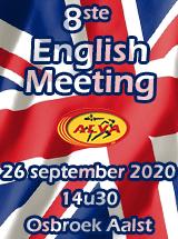 ALVA English Meeting - 26 september 2020