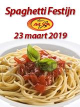 ALVA Spaghettifestijn op 23 maart 2019