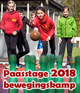 Paasstage 2018