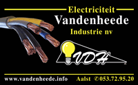 Electriciteit Vandenheede Industrie nv