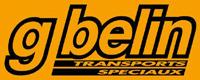 G BELIN transports speciaux